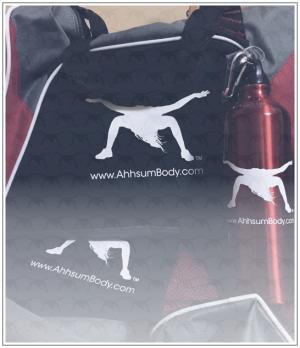 Ahhsum Body Activewear Accessories by Ahmber Azali