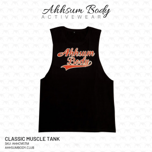 Classic Muscle Tank AHHCMSTM