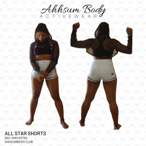 All Star Shorts SKU: AHH-ASTSH