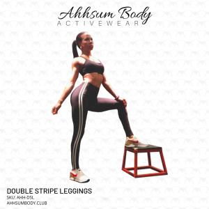 Double Stripe Leggings AHH-DSL