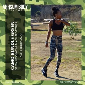 Camo Bundle Green - Ahhsum Body