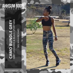 Camo Bundle (Grey) - Ahhsum Body